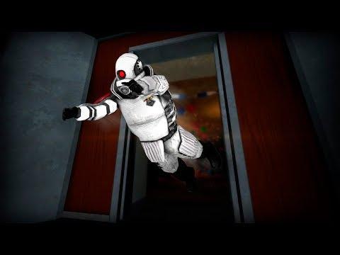Пойдем в лифт! – Gmod: Прятки