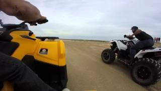 11. Can Am 650 vs Polaris 1000
