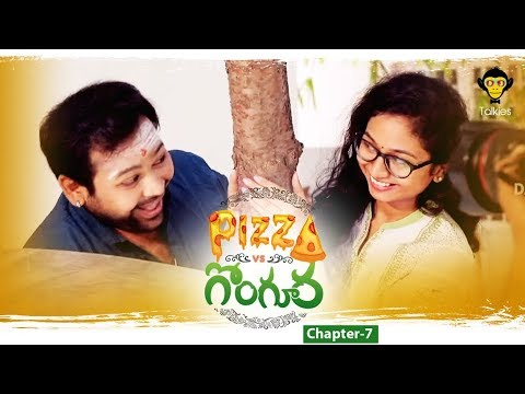 Pizza Vs Gongura - Breakup Ke Beech Mein Narada Murthy | Ch #7 | New Rom-Com Web Series | DJ Talkies