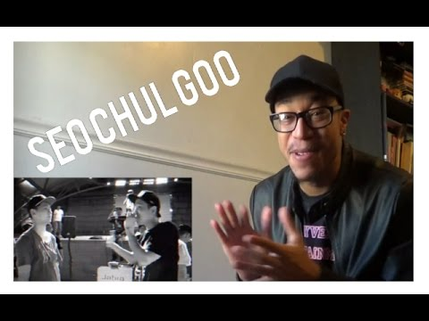Seo Chul Goo 전국구 (feat  DJ Kendrickxx) Reaction