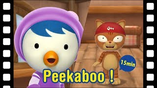 """Nyao wants to play with Petty, but Petty is too busy to play with Nyao.While Nyao waits for Petty to finish her job, Nyao makes a mess of Petty's house by mistake. Pororo and Crong help Nyao to clean up Petty's house!Before Nyao finishes cleaning, Petty comes back with Loopy!!What will happened?? Will Petty be mad at Nyao?🌟Who wants to go to the space with Pororo??! """"Pororo's Exciting Space Adventure"""" is here for you!! https://www.youtube.com/watch?v=87m6TH3XrNE🎥Wait, what?! You still haven't watched the Pororo Movie """"Porong Porong Rescue Mission""""?! https://www.youtube.com/watch?v=j7lcd9vjtog🎬To watch more Pororo's Animated shorts : https://www.youtube.com/playlist?list=PLif0g7abcI4fPQbiS4LDnno6Svsrc9Lit✨Pororo Season 5 is now on YouTube!! Click here : https://www.youtube.com/playlist?list=PLif0g7abcI4c9ZeaFh0y7856Byc96o9J_🎉Best show for kids and english learners!! Pororo English Show !!: https://www.youtube.com/playlist?list=PLif0g7abcI4eAXhzMK0uQ6pss9ipcOQMx✏️Let's learn color, number, weather with Pororo! Pororo Chant! https://www.youtube.com/playlist?list=PLif0g7abcI4fMDgaW9oNzaygz_fI8QsNf🎵Nursery Rhyme has story! : https://www.youtube.com/playlist?list=PLif0g7abcI4e_Ke1UFucJ1B_QEgaaahYc[Pororo S3] #42 Cleaning TroubleKitty was playing with a ball at Petty's house when he accidentally hits Petty's vase with the ball. Feeling sorry about what he did, Kitty decides to clean Petty's house while Petty is out. Unlike his intentions, Kitty ruins Petty's painting and her book while cleaning the house. Pororo and Crong come by and help Kitty clean the rest of the house. They hear Petty coming home when they did not finish cleaning. Will Kitty be able to finish what he started?[Pororo S3] #50 Eddy's Got The ColdEveryone is at the playground playing hide and seek. When Eddy keeps on sneezing, everyone takes Eddy home to rest. Petty brings Eddy warm tea to drink but it tastes weird. Tongtong gives Eddy a magic potion for cold but it turns out to be a dancing potion. Poby t"""