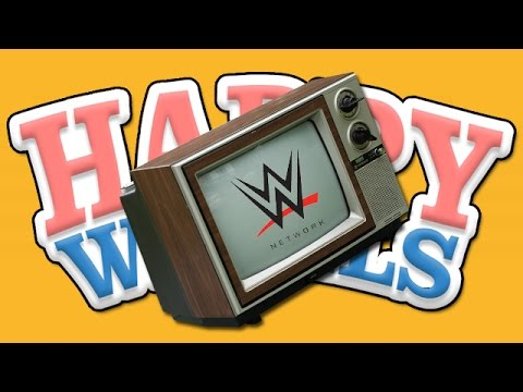 Happy Wheels: WWE TV Torture - Part 190