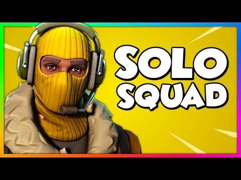 SOLID GOLD V2 SOLO SQUAD WIN (Fortnite Battle Royale) v bucks (видео)