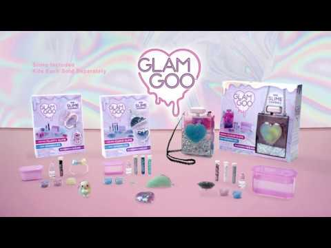 Glam Goo   Make Slime Fashionable   :15 Commercial