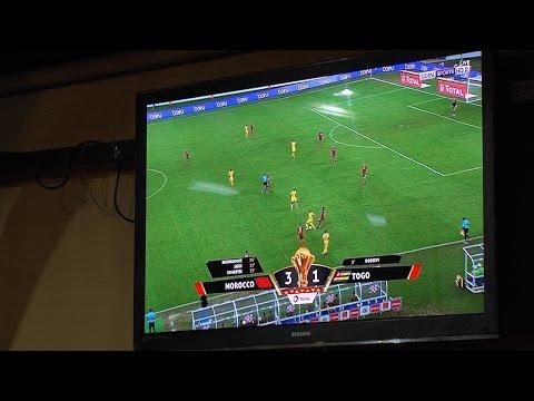 المنتخب المغربي يتفوق على نظيره الطوغولي بثلاثة أهداف لواحد