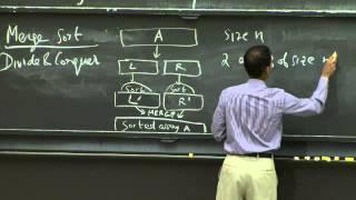 3. Insertion Sort, Merge Sort