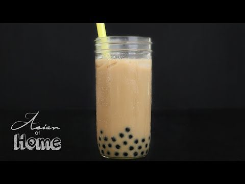 DIY Kit for Bubble Tea, Black