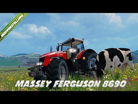 Massey Ferguson 8690 v1.0