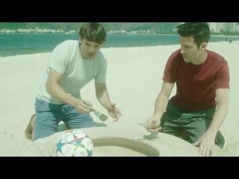 Heineken® #CHAMPIONTHEMATCH with Luis Garcia 2