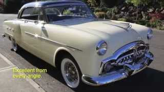 <h5>1952 PACKARD MAYFAIR HARDTOP</h5>