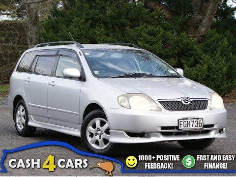 2001 Toyota Corolla Fielder S! 1800cc! Towbar!! ** $Cash4Cars$Cash4Cars$  **