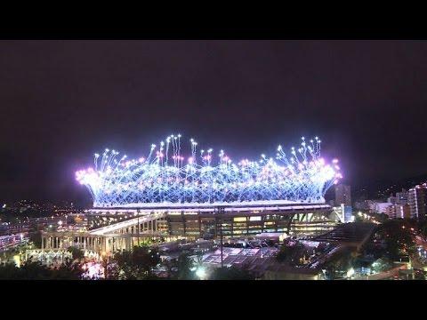Olympische Spiele 2016 in Rio de Janeiro - Rio nimmt  ...