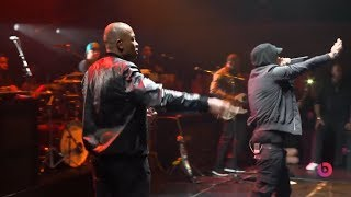 Eminem ft Dr. Dre Lose Yourself, My name is, Forgot about Dre Live at The Beats Music Event 2014