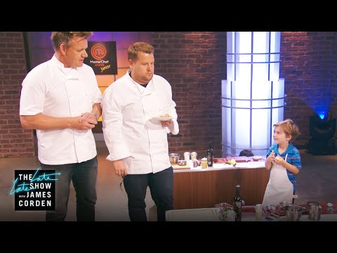 MasterChef Junior Junior with Gordon Ramsay
