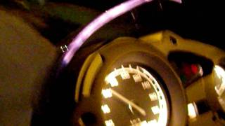 8. 2010 BMW G650GS 0 - 100 km/h (0-60 mph) Acceleration