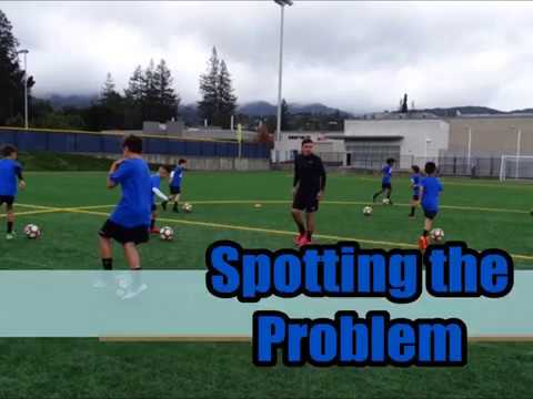 Soccer Tip: Correcting Technical Errors