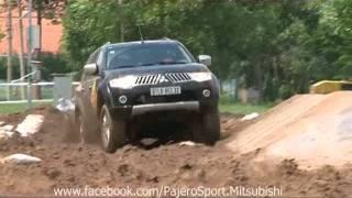 Test Drive Pajero Sport 2011 - Viet Nam
