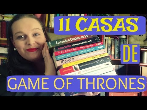 TAG CASAS DE GAME OF THRONES | ENTRE LETRAS E LINHAS