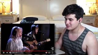 Vocal Coach Reaction to Billie Eilish Singing Bellyache Live Acoustic