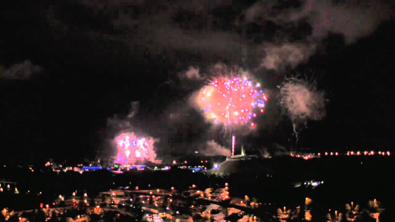 Disney's Celebrate America - A 4th of July Concert in the Sky 2010