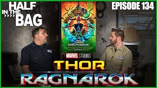Video Half in the Bag Episode 134: Thor: Ragnarok MP3, 3GP, MP4, WEBM, AVI, FLV April 2018