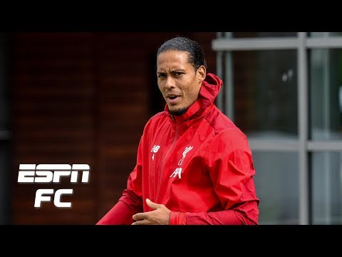The only way Virgil van Dijk leaves is if Liverpool win the league - Shaka Hislop | Premier League