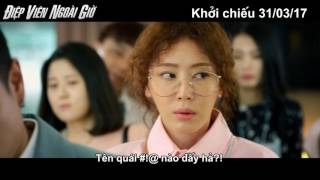 Nonton Part Time Spy- Điệp Viên Ngoài Giờ - Official Trailer (31/03/2017) Film Subtitle Indonesia Streaming Movie Download