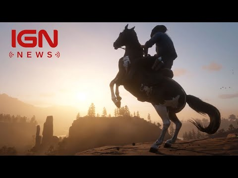 Red Dead Redemption 2 Will Run in 4K on PS4 Pro, Xbox One X - IGN News