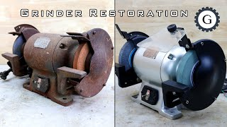Video Electric Grinder Restoration | Hitachi Bench Grinder MP3, 3GP, MP4, WEBM, AVI, FLV September 2019