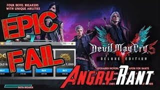 Video Devil May Cry 5 has Microtransactions!? MP3, 3GP, MP4, WEBM, AVI, FLV Desember 2018