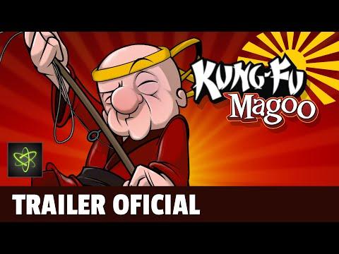 Kung Fu Magoo - Trailer Oficial (2010)