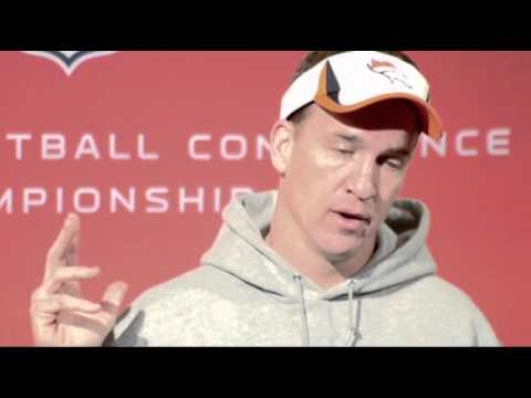 PEYTON MANNING EXPLAINS