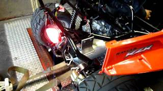 8. RZR 170 Dyno with Alba Pipe