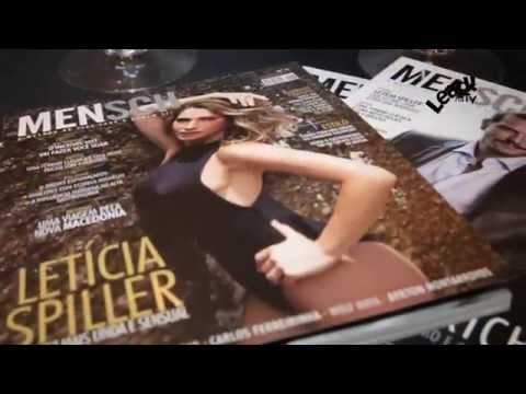 Lançamento Revista Mensch – Lead na TV