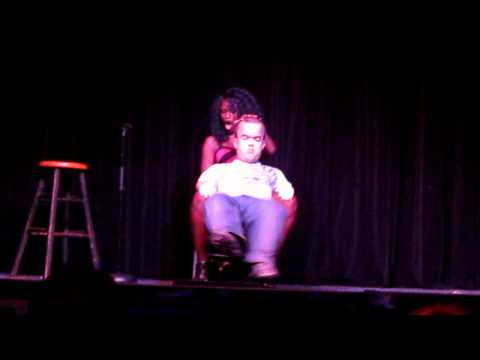 Brad Williams Midget Comedian Pipeline Cafe Hawaii by Paul Klink