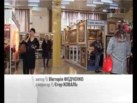 """Телекомпания """"Глас"""" Выставка строительных материалов, технологий и инженерных систем в Одессе BuildTech 2012 год"""