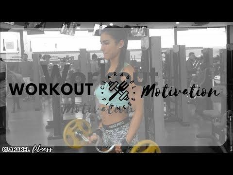 MOTIVATION- Full body Workout  CLARABEL FITNESS