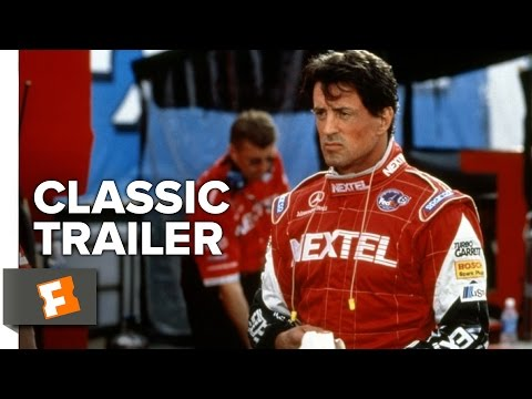 Driven (2001) Official Trailer - Sylvester Stallone Movie HD