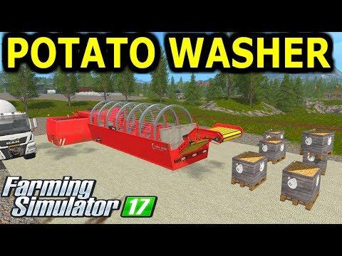 Washed Potato Placeable v1.0