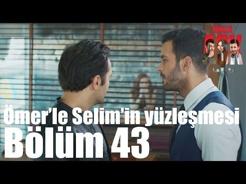 Download Kiralık Aşk 43. Bölüm -  Ömer'le Selim'in Yüzleşmesi HD Mp4 3GP Video and MP3
