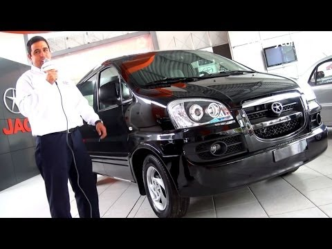 JAC Refine 2012 l Video en Full HD l Presentado por BUSESYCAMIONES.pe