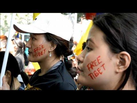 Επέτειος 60 χρόνων από την επανάσταση στο Θιβέτ