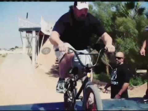 Roy Nelson Blog Video BMX Riding and Catchin Air
