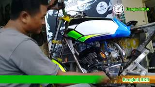 Video Rakit & Tes Jalanan Mesin Rx King + Pengapian YZ Mumbul2 Siap Kirim Cirebon MP3, 3GP, MP4, WEBM, AVI, FLV Juni 2019