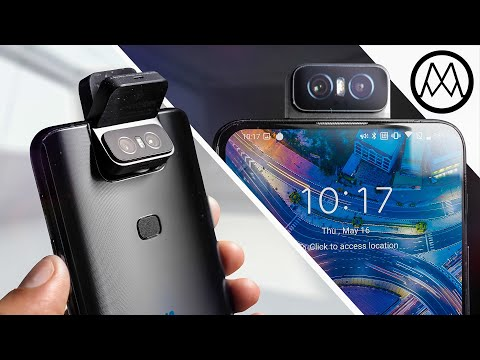 Asus Zenfone 6 - ULTIMATE Rotating Camera Smartphone.