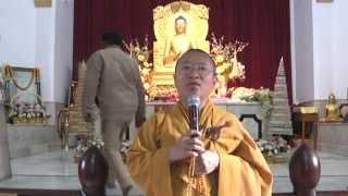 Hành Hương Phật Tích Ấn Độ - Nepal do TT. Thích Nhật Từ hướng dẫn - 11-2014 - Phần 4