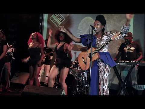 Aramide performs FunMi Lowo & Love Me at SOBS NYC