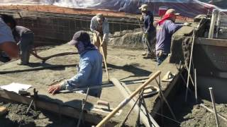 Steve Griggs Design   Installing a Concrete Swimming Pool