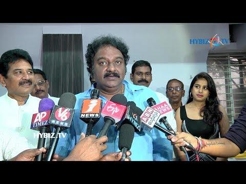 Director VV Vinayak Hotel Yummy House Launch