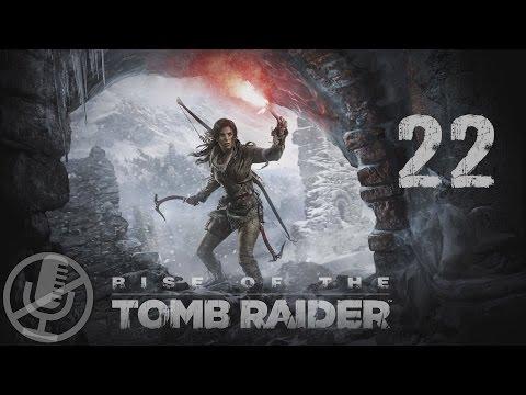 Rise of the Tomb Raider Прохождение Без Комментариев На ПК Часть 22 — Гробницы геотермальной долины